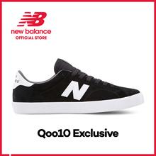 New Balance AM210BWT Lifestyle Mens Skate Shoes - Black / White