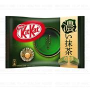 KitKat 奇巧巧克力 濃抹茶口味 11入