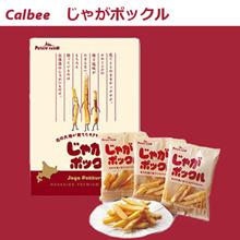 Calbee 가루비 자가포쿠루 1 box(10 sachets) 아이들간식/어른들안주