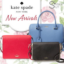 DIRECT SHIPMENT FROM USA - KATE SPADE NEW RELEASE HANDBAGS WALLETS