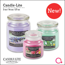 [YK] CANDLELITE | PREMIUM QUALITY CANDLES | Burning time: 80hr~120hr