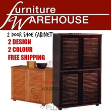 ★Great Deal★2 Door Or 4 Door Shoe Cabinet★Shoe Rack★Free Delivery Furniture warehouse