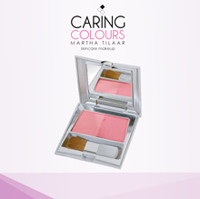 CARING COLOURS Luxurious Perfecting Blush - Rose Desire