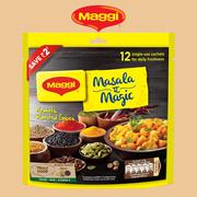 MAGGI Masala-ae-Magic Vegetable Masala 72g Pouch (6g x 24 Sachets)