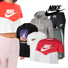 [NIKE] Men-Women apparel collection