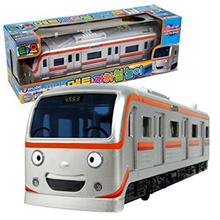 The Little Bus TAYO Friend [ MET] Subway Toy with Sound Lighting Effect