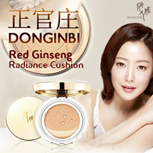 Korean Cosmetics ♥ The Golden Fishery [DONGINBI/彤人秘] Red Ginseng Radiance Cushion BB / KGC / 正官庄 / Cheong Kwan Jang / BB / Foundation / Sulwhasoo