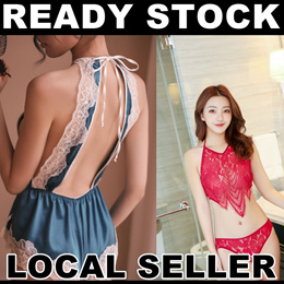 NEW arrival 10sep★sleepingwear★LOCALSELLER★READYSTOCK★Lingerie★role-playing costume★sleepwear★pyjama