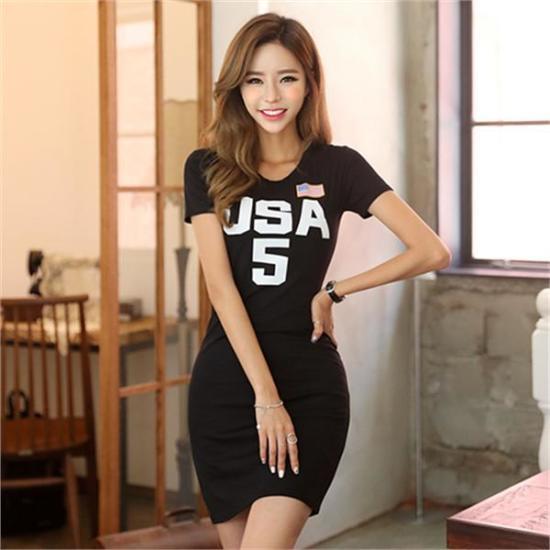 プラン第二行き来するようにプラン第二全米スリムワンピース 塔/袖なしのワンピース/ 韓国ファッション
