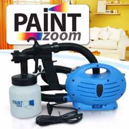 Paint Zoom Paint Gun Spray Alat Cat Otomatis Aneka Bahan