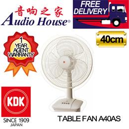 KDK 40CM TABLE FAN A40AS