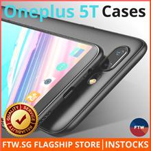 [CHRISTMAS SALE!] OnePlus 5/5T Full Protection Case 🌟 Ultra-Slim Anti-Fingerprint Casing Cover