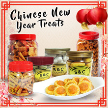 HAND MADE Pineapple Tarts/CNY Cookies