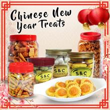 HAND MADE Pineapple Tarts/CNY Cookies