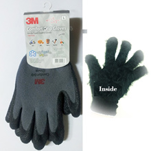 [For A Harsh Winter]3M Comfort Grip Work Gloves Excellent Wet Dry Extreme Cold Industrial/Gardening/cycling/climbing/bike/bicycle/ fishing/Maintenance/plumbing/wiring/Logistics/horticulture/Civil