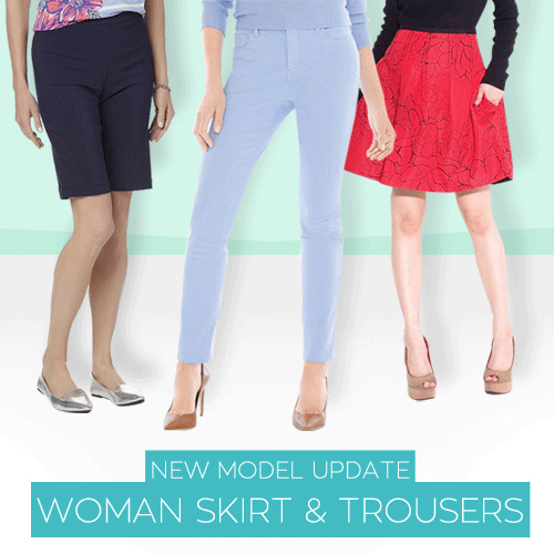 NEW ARRIVAL BRANDED Pencil skirt/formal/casual women skirt**premium brand Deals for only Rp69.000 instead of Rp69.000