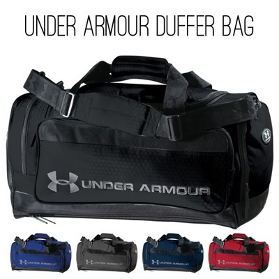 Under Armour Duffle Bag Gym Sports Bags Travel