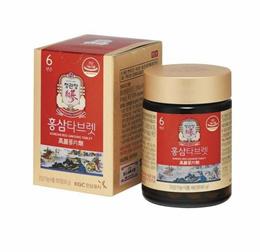 [CNY]Cheong Kwanjang By Korea Ginseng Corporation Korean Red Ginseng Tablets 90g (180 tablets)