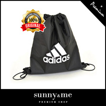 🌟FREE GIFT🌟[100% Authentic Adidas] Gym Bag★Waterproof Drawstring bag / Free Shipping / Sports bag