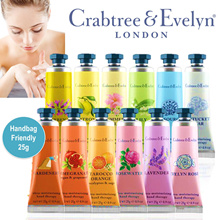 ❤Best-seller ❤ Crabtree and Evelyn hand cream 25G.