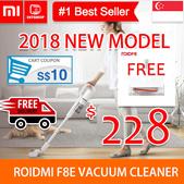 💖SG SELLER💖[Roidmi F8 F8E Vacuum Cleaner] ROIDMI Handheld Cordless Vacuum Cleaner