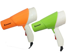 SHINON SH-918 1000W 2 Speed Foldable Hair Dryer