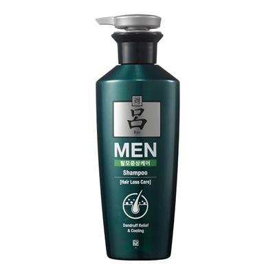 Ryo Men Dandruf Relief Shampoo 400ml