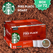 [US Direct Delivery] Starbucks Pike Place K-Cups (72 ct.)