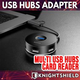 ★Baseus Multi USB Hub 3.0★SD Card Reader★LAN Adapter USB Type C★