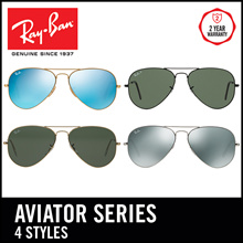 Ray-Ban Aviator Large Metal RB3025 -Size 54 - Popular - 4 Frames Available