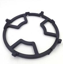 Universal Black Cast Iron Wok Ring Non-Slip Rack Kitchen Wok Support Ring Pan Holder Milk Pot Holder