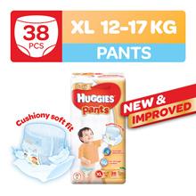 Huggies Gold Pullup Pants XL 38pcs x 2