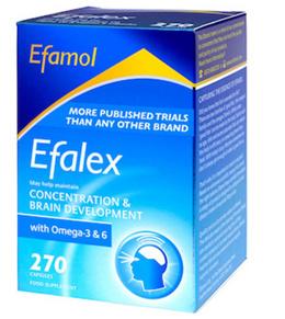 EFAMOL Efalex Capsules 60 or 270s