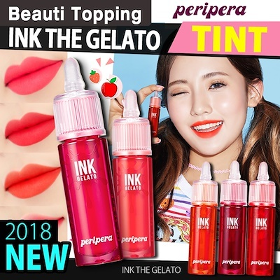 NEW PERIPERA INK GELATO...PERIPERA PERIS INK VELVET / PERIPERA INK LASTING CUSHION/ AIRY INK Deals for only Rp102.000 instead of Rp102.000