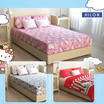 ★Promo★Hello Kitty Resmi High Qulity Sprei/Slimut/Sarung Bantal_Authentic Hello Kitty(Lisensi Resmi)_High Quality Bedding Goods