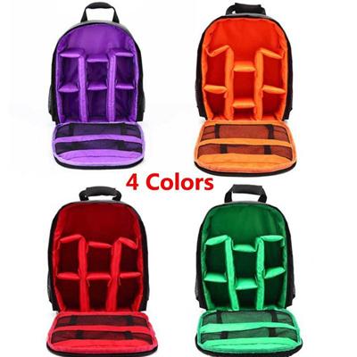 Waterproof DSLR Camera Backpack Shoulder Bag Case For Canon For Nikon For  Sony f0267d43d0f3f