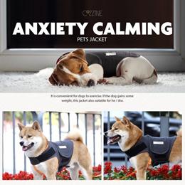 COZZINE Creative Pet Calming Jacket for Dogs