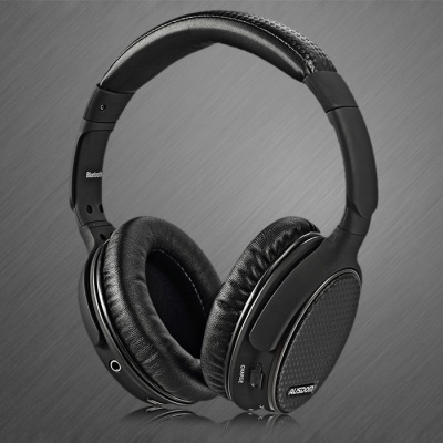 93101a301a0 Qoo10 - Ausdom M06 Wireless Bluetooth EDR Over Ear Headphones Lightweight  Stereo Deep Bass with Built in Mic And Volume Control for Music Streaming  Hands ...