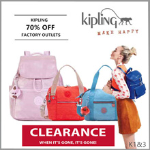 Authentic Kipling U.S.A. on Sale - Kipling Bag Local Online Store Women Bag /Backpack /Handbag