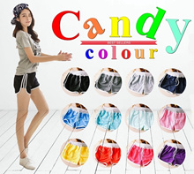 RESTOCKED ! CANDY SHORTS KIDS/TEENAGERS/KOREAN/FASHION/SPORTS/YOGA/JOGGING/CASUAL/APPAREL/LEGGING