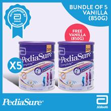 PEDIASURE TRIPLESURE Vanilla 850G Buy 5 Get 1 Free