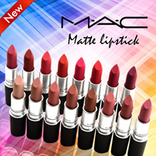 【Buy 2 free shipping】 ★Birthday gift★ Charm Bullet Lipstick Authentic MAC Lipstick (假一赔十)