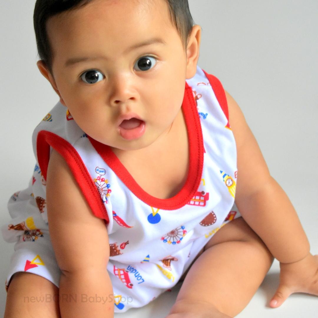 Qoo10 Set Baju Babysetelan Pendek Panjang Bayi Variasi Sepatu Anak Bfirst Nova 3016008 Fit To Viewer