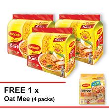 MAGGI 2-MINN Curry Buy 3 Free  1 Oat Mee