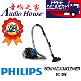 PHILIPS FC-9350 1800W VACUUM CLEANER ***2 YEAR PHILIPS WARRANTY***