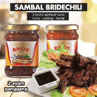 Bridechili Deals for only Rp99.900 instead of Rp99.900