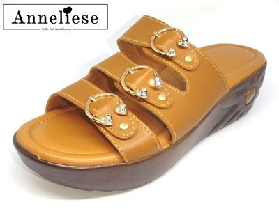 Anneliese sandal wedges wanita hilda