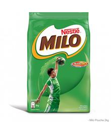 NESTLE MILO Activ-Go Chocolate Malt Powder 2kg (SPECIAL OFFER)