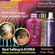 [Anti Hair Loss / new growth hair] Shampoo / Tonic / Mask / Korea Big Hit