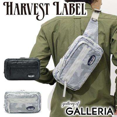 Harvest label waist bag HARVEST LABEL NEO PARATROOPER Neopara trooper WAIST  POUCH body bag mens ladies b0d59acbb23c4